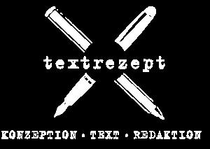 TEXTREZEPT - Redaktion. Text. Konzept - Stephanie Reinke-Bühler
